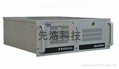 研华组装工控机研华IPC-610工控机