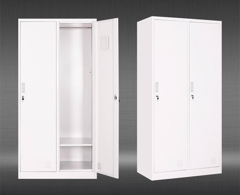 two door locker 1