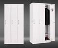 three door locker