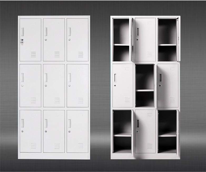 nine door locker 1