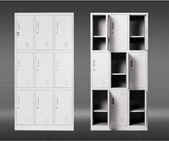 nine door locker