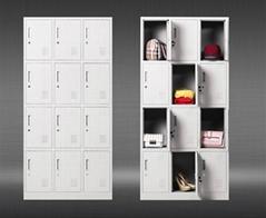 twelve door locker