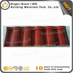 Professional New Design Roof Tile Ridge Cap