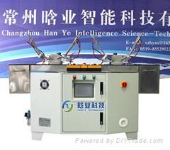 晗业超长管火焰钎焊机