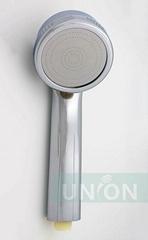 Pressurized Water Saving Shower Head ABS Water Booster Healthy tourmaline Shower