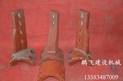 廠家直銷混凝土攪拌機配件js500襯板葉片