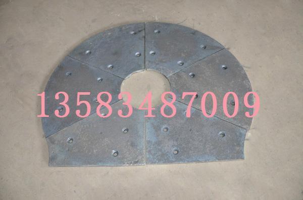 支持混批混凝土攪拌機配件路通1000 襯板葉片 4