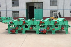 QT series 4 roller textile recycling machine
