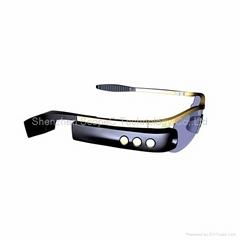 Smart Eye Wearable Video Camera Glasses