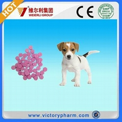 pet dewormer tablet for dog puppy
