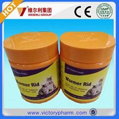 PRAZIQUANTEL FENBENDAZOLE TABLET dewormer for dog