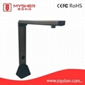 portable document scanner high resolution portable document camera 8MP