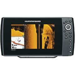 Humminbird 409950-1 Helix 9 SI 480x800 Sonar with Dual Beam GPS