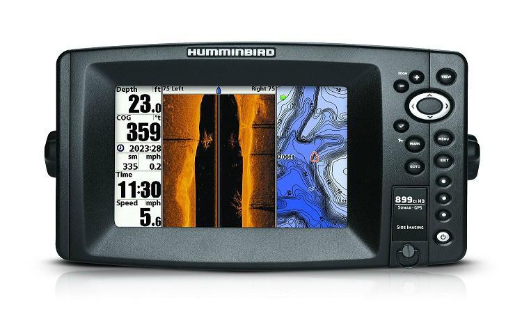 эхолот humminbird fishfinder 748x 3d обзор видео