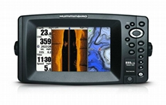 Humminbird 409150-1 899ci SI HD Combo Color Fish Finder with Side-Imaging and In