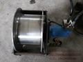 山東液壓設備生產2.5噸液壓絞