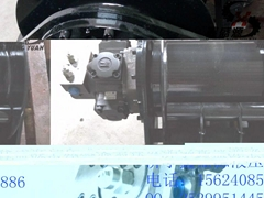 可提升拖拽的卷揚機5.0噸