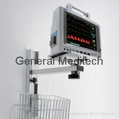 12 Inch Multiparameter Patient Monitor with CE FDA