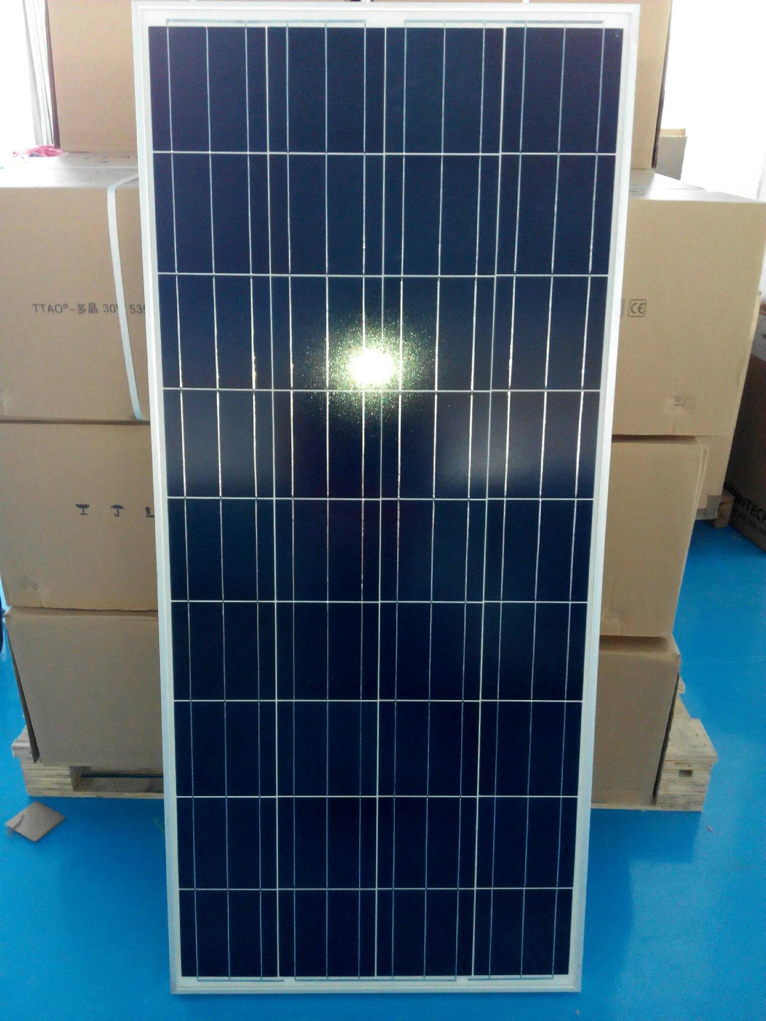 多晶硅A極太陽能電池板 電池板廠家 2