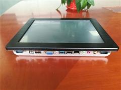 10寸i7鋁鎂合金工業計算機研源科技