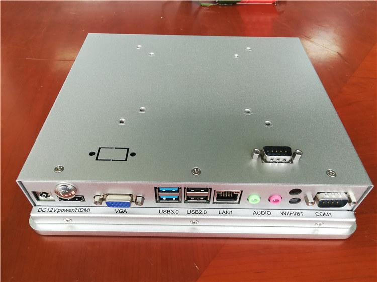 工業平板電腦一體機8寸車載電腦 3