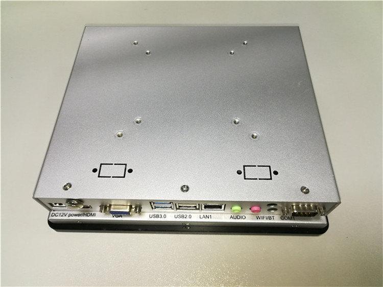 工業平板電腦一體機8寸車載電腦 5