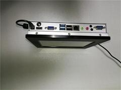 i7酷睿8寸雙網口工業電腦性比價高