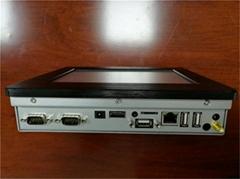 8寸安卓嵌入式觸控一體機價格