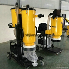 V7 Heavy duty cyclone system vacuum cleaner for concrete floor