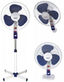 quiet made in china stand fan