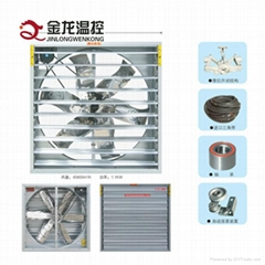 Push Pull System Ventilation  Exhaust Fan