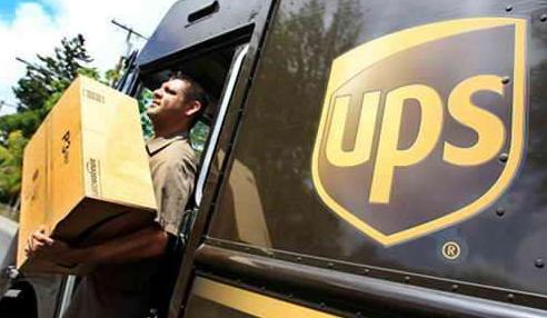 UPS 快递 3