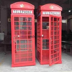 景觀電話亭