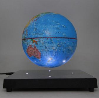 Christmas Gifts LED light Magnetic Levitation Floating Tellurion  1