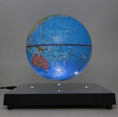 Christmas Gifts LED light Magnetic Levitation Floating Tellurion