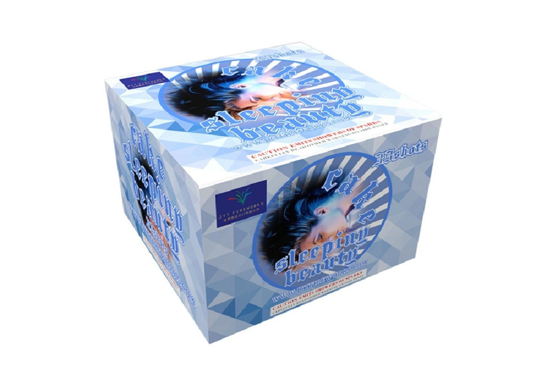 33shots Cake (JYTA030068) Fireworks 1