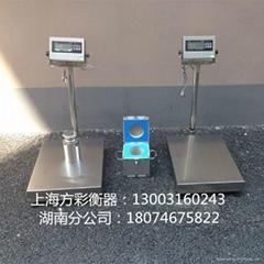 江西南昌75kg药厂用不锈钢电子称台秤