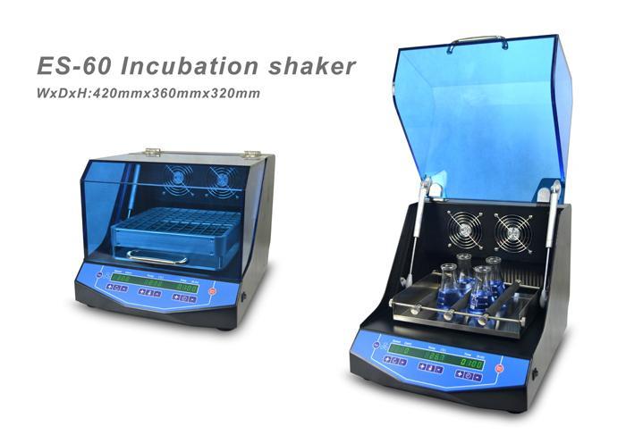 ES-60 Incubator Shaker 2