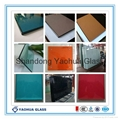 tinted glazing glass 6.38mm 8.38mm