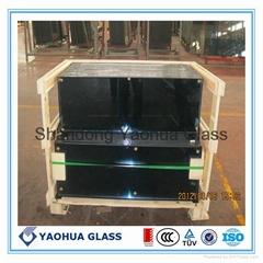 鋼化中空玻璃  LOW-E