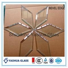 各種異形玻璃 磨斜邊 加工中心