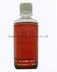 Natural d-alpha-tocopherol oil 1100iu-1200iu
