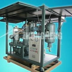 Transformer oil purifier vacuum filtration machine