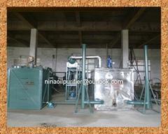Vacuum Distillation Used Oil Purifier