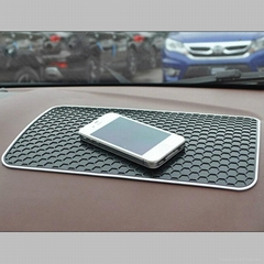 cartoon image Disney pvc silicone car non slip mat