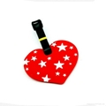 different style design pvc luggage tag