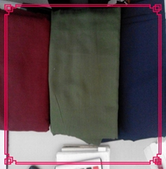 """100%polyester T/T45x45 96x72 44/45"""" dyed fabric"""