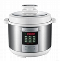 electrical pressure cooker with CE CB