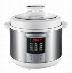electrical pressure cooker with CE CB ETL certificate