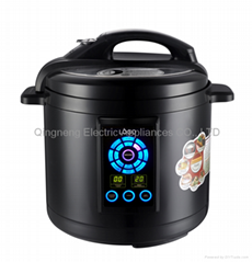 colorful printing multi function commercial pressure cooker